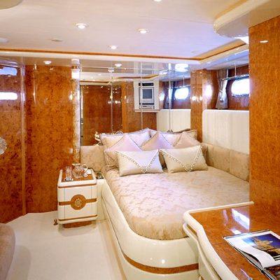 Wheels I Yacht Single Stateroom