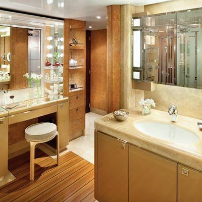 Sycara V Yacht Master Bathroom