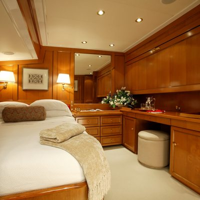 Freedom Yacht Double Stateroom