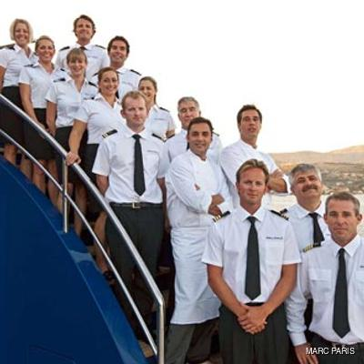 Mary-Jean II Yacht Crew