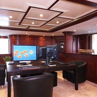 Nomad Yacht Entertainment Centre