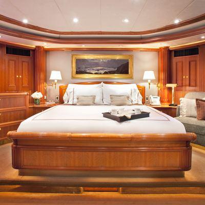Genevieve Yacht Master Stateroom