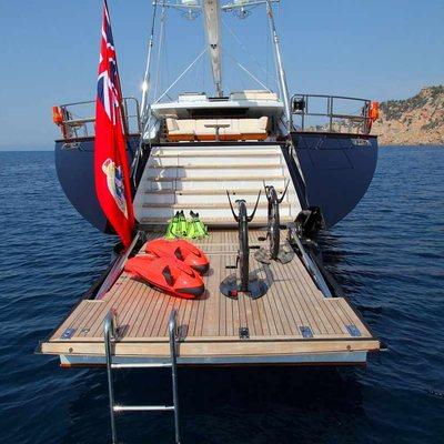 Prana Yacht Platform