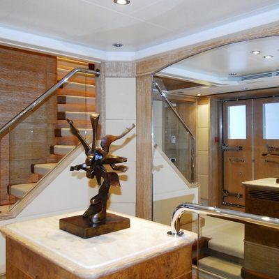 Balaju Yacht Foyer & Stairs