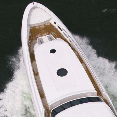 Usher Yacht Overhead - Bow