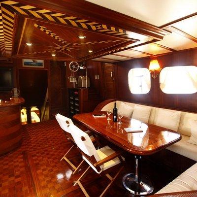 Esma Sultan II Yacht