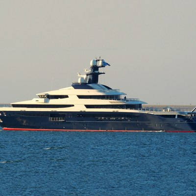 EQUANIMITY Yacht Photos - Oceanco   Yacht Charter Fleet