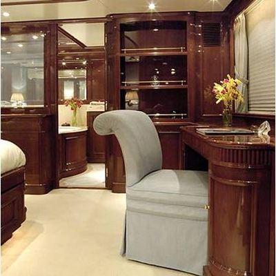Accama Yacht Master Stateroom - Study