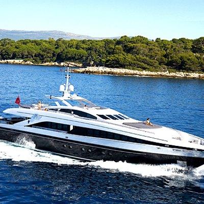 G Force Yacht Main Profile