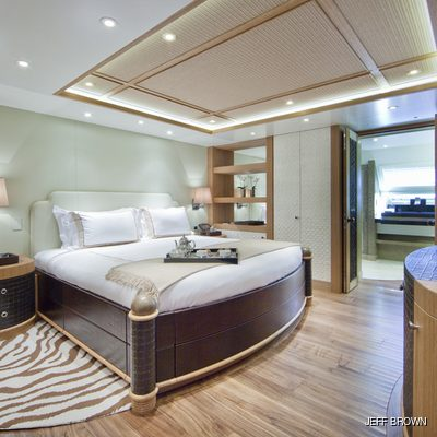 Hemisphere Yacht VIP Stateroom