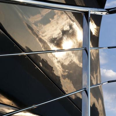 Ocean Emerald Yacht Exterior Detail