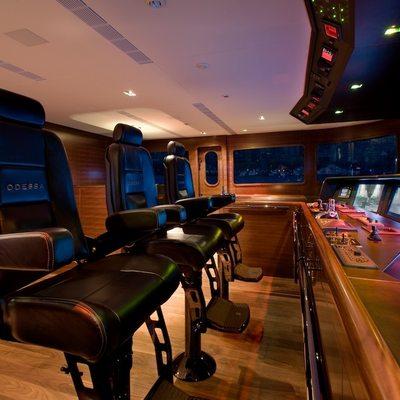 Odessa Yacht Wheelhouse