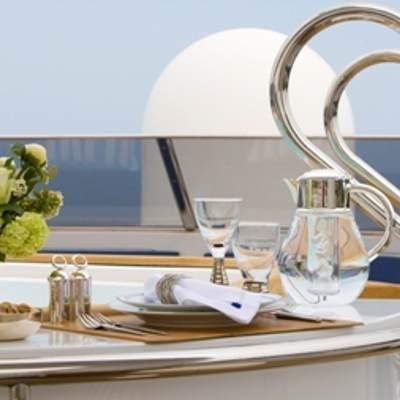 Balaju Yacht Jacuzzi Dining