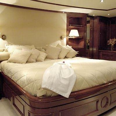Accama Yacht VIP Stateroom