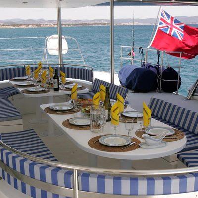 Dream Maldives Yacht
