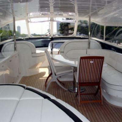 Temptation Delta Yacht