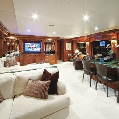 One More Toy Yacht Upper Lounge