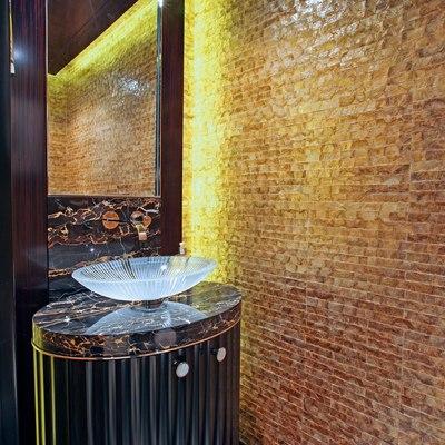 Carpe Diem Yacht Guest Bathroom - Detail