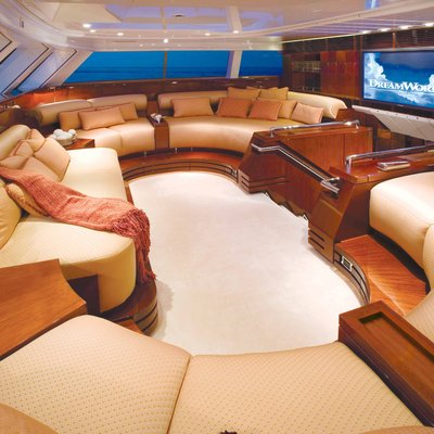 Bad Girl Yacht Observation Lounge