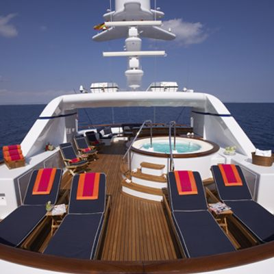 Teleost Yacht Sundeck