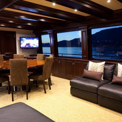 Liquidity Yacht Salon - Screen