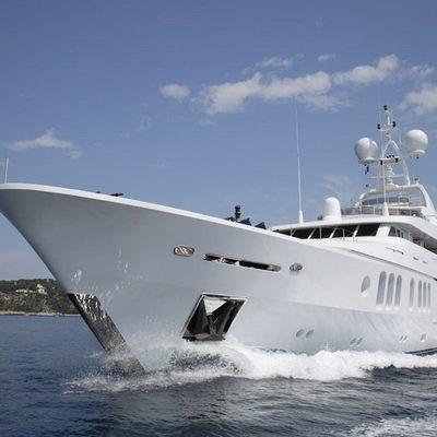 Talisman Maiton Yacht Front View