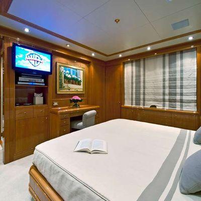 Olmida Yacht Main Deck VIP Stateroom