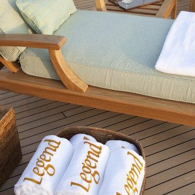 Legend Yacht Sundeck Sun Bed