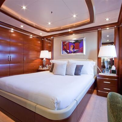 Latitude Yacht Guest Stateroom