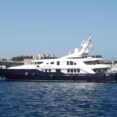 Alexandra Yacht Profile