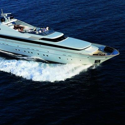 Kintaro Yacht Underway
