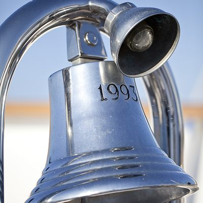 Eclipse Yacht Detail - Bell