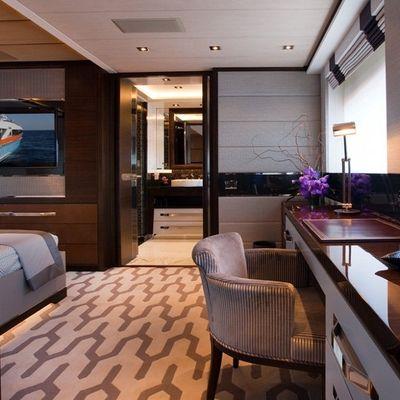 Aurelia Yacht Master Study