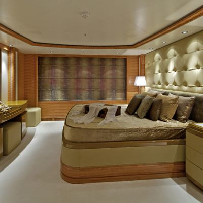 Mia Rama Yacht Master Stateroom - Overview
