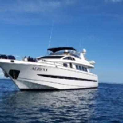 Lady Alhena of London Yacht