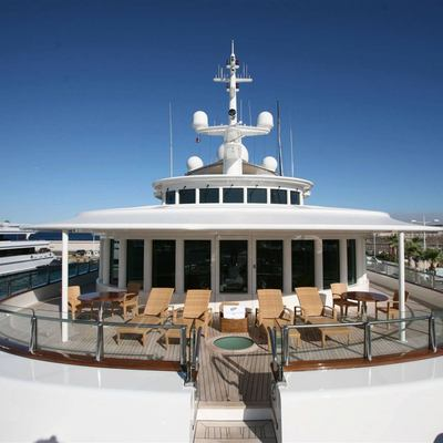 Tatoosh Yacht