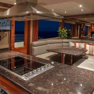 Antares Yacht