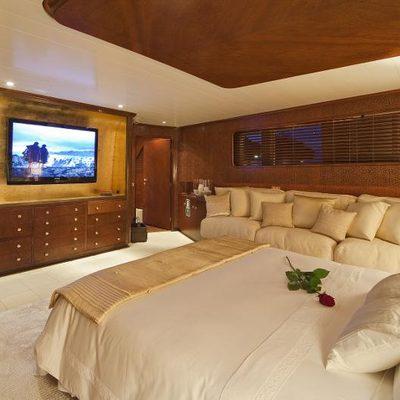 Sirahmy Yacht Master Stateroom