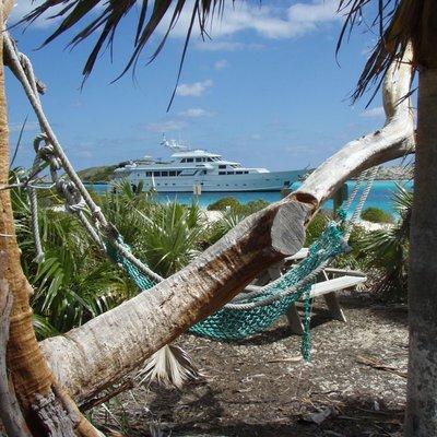 Le Montrachet Yacht View from Shore
