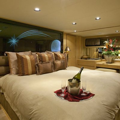 Le Montrachet Yacht Master Stateroom
