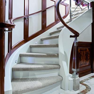 Avalon Yacht Staircase