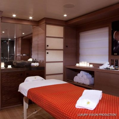 Spirit Yacht Treatment Room