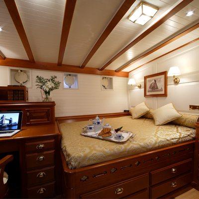 Elena Yacht Master Stateroom - Study