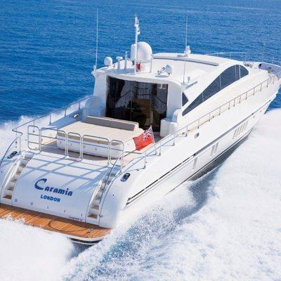Caramia Yacht