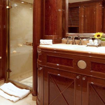 Aura Yacht Bathroom
