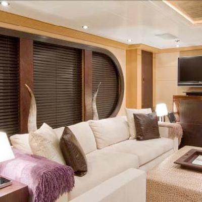 Mercury Yacht Saloon - Seating