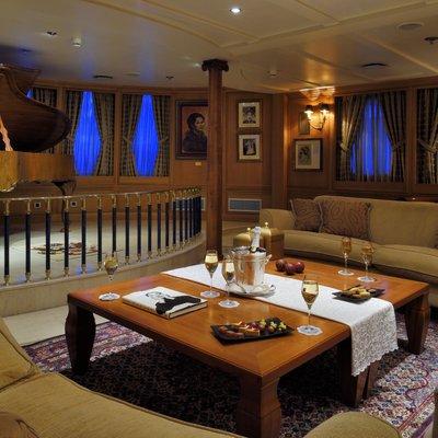Christina O Yacht The Show Room