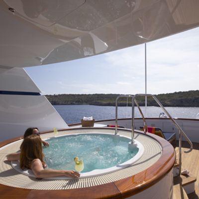 Teleost Yacht Jacuzzi