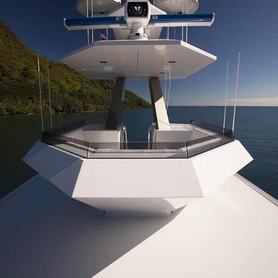 Big Fish Yacht View into Observation Pod