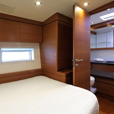 Mrs Marietta 3 Yacht